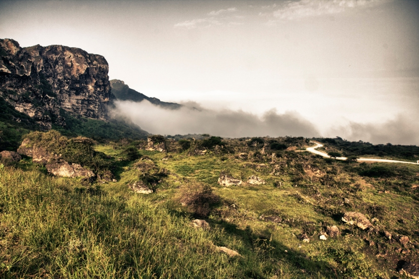 Salalah during Khareef