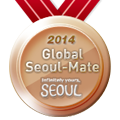 Global Seoul Mate 2014 Logo